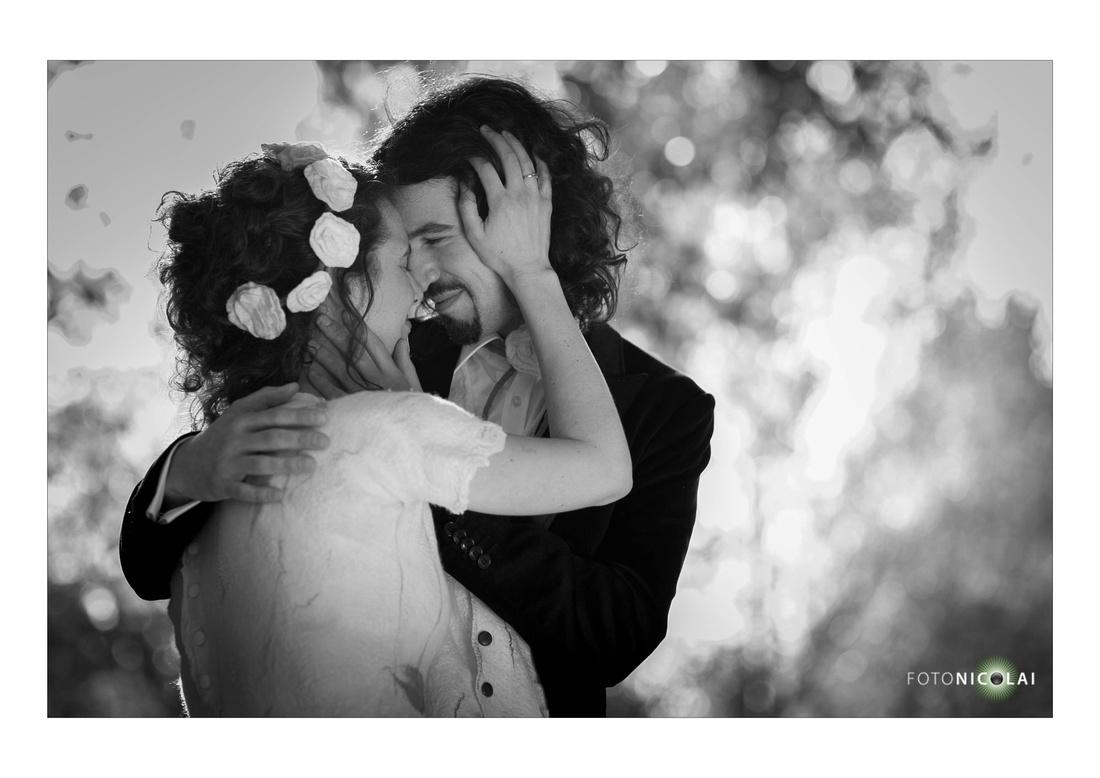 Bruidsfotograaf, Trouwfoto's